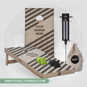 Cornhole pakket - eigen ontwerp