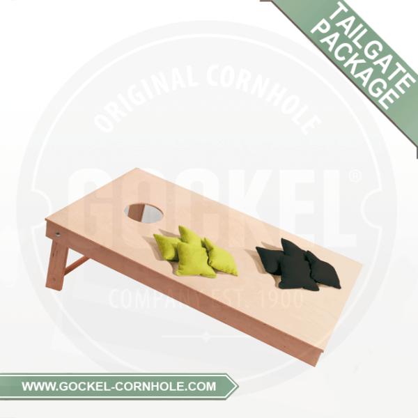 Cornhole Board, officiële afmetingen volgens DECOV 90 x 60 cm!