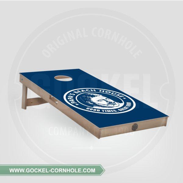 Cornhole board - logo
