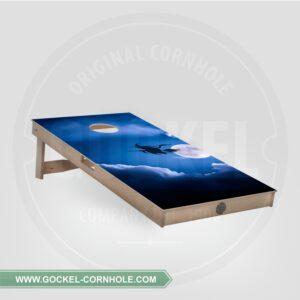 Single - Cornhole Board Halloween print!