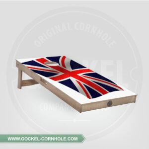Cornhole board - Engelse vlag