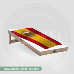 Cornhole board - Spaanse vlag